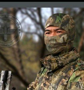 Тактическая маска