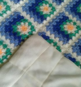 Одеяло в коляску