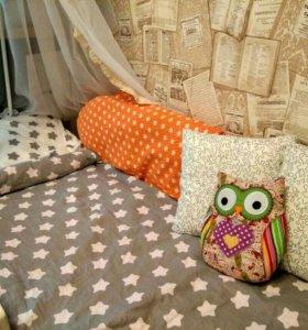 На заказ, детское постельное белье.