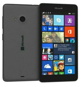 Microsoft lumia 535 (windows 10)