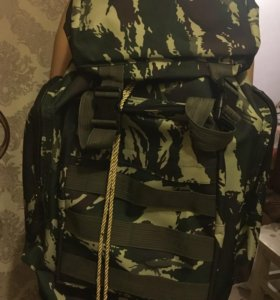 Дорожная сумка, рюкзак