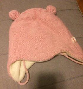 Зимняя шапка Reima для новорождённого
