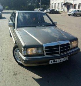 Мерседес 190 кузов продажа/обмен