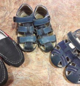 Обувь для мальчика 28, 29 р-р