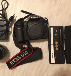 Canon EOS 60D и Canon EF 50mm 1:1.4
