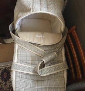 Сумка - Переноска для грудного ребёнка