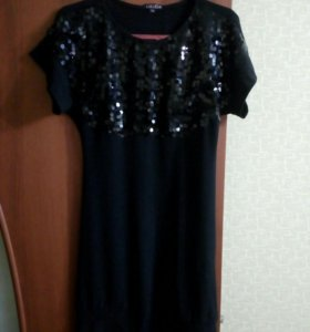 Вечернее Платье с паетками