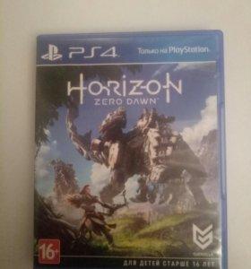 Игра Horizon Zero Dawn для PlayStation4