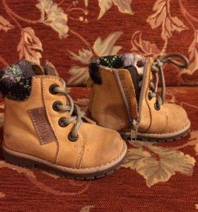 """Осенние ботинки """"KOTOFEY"""""""