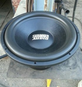 Сабвуфер sundown audio Z15 V3.castoms