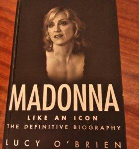 Книга MADONA