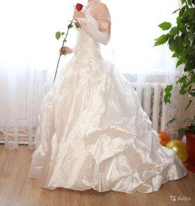 Свадебное платье дизайнера Светланы Лялиной