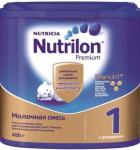 Детская молочная смесь Нутрилон