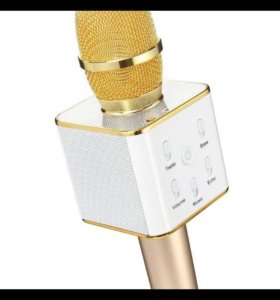 Караоке микрофон 🎤