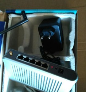 Роутер Asus WL-520G