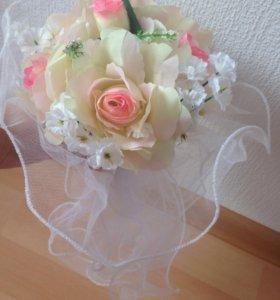 Дубликат букет невесты