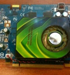 Видеокарта GeForce 7600GT не рабочая