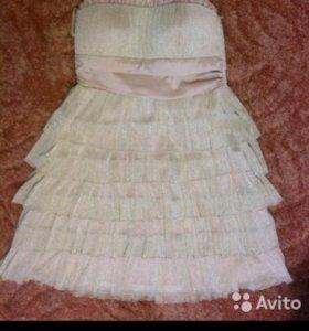 Платье выпускное продажа или прокат