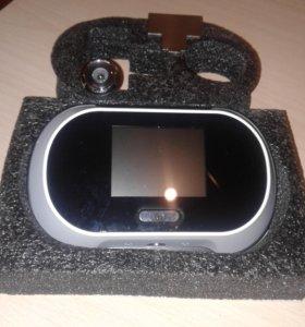 Беспроводной видеомонитор с глазком