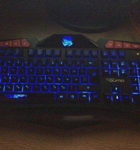 Игровая клавиатура Qumo Dragon War Axe