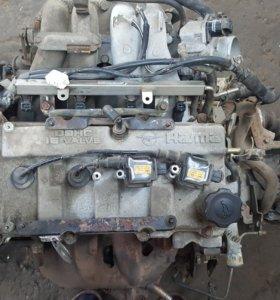 Хайма3 двигатель с мкпп в сборе