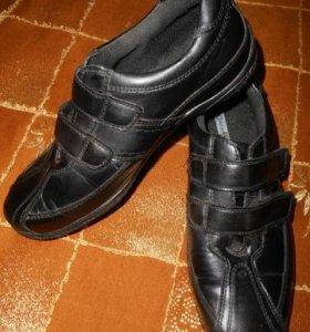 Кроссовки-туфли р 39 мужские