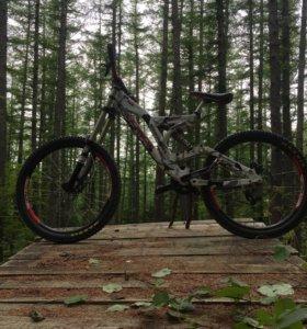 Велосипед для Downhill