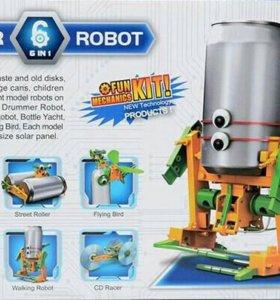 Робот- конструктор 6 в 1