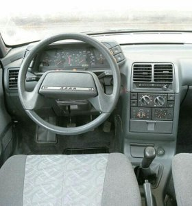 Lada Мотор 21124