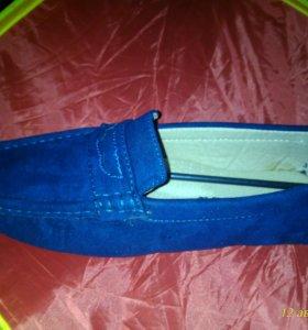 Мокасины туфли р.36