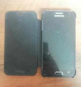 Смартфон Samsung Galaxy A3 16 Gb Black