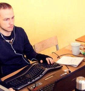 Не работает микрофон на ноутбуке?