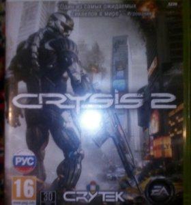 Игра Crysis 2 на xbox 360, возможен обмен