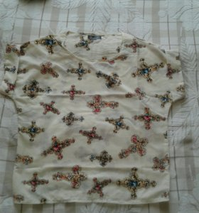 Блузки разные