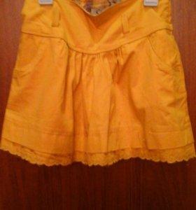 новая юбка для девочек