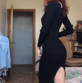 Платье лапша с биркой S-M
