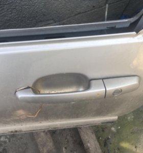 Ручка водительской двери Chery Amulet