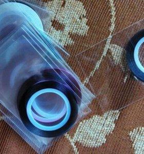 Ленты для ногтевого дизайна