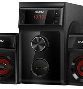 Новый Bluetooth-AUX сабвуфер Sven 40 ватт привезу