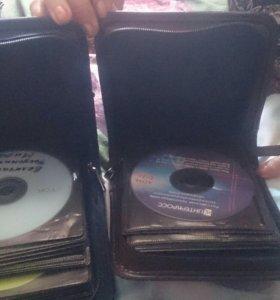 Сумочка для дисков