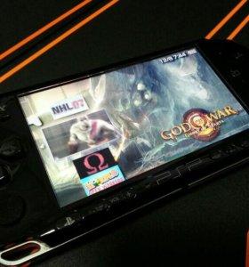 PSP 3008. 140 игр. 64 Гб. Прошита. Вариант 3