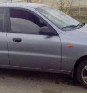 Chevrolet Lanos 1,6 MT, 2006 г.в.