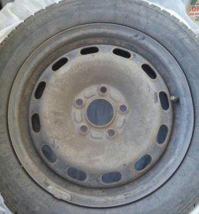 Зимние колёса на ford focus 2