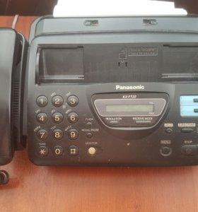 Факс Panasonic. Отличное состояние