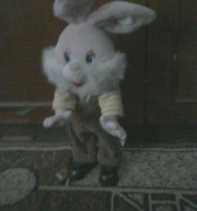 Игрушка зайца
