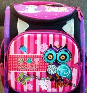 Новый ортопедический рюкзак для девочек