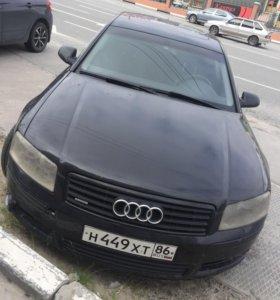 Audi A8 2004 год