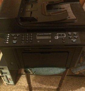 МФУ- (Принтер+Сканер+Факс)