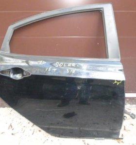 Дверь для Hyundai Solaris