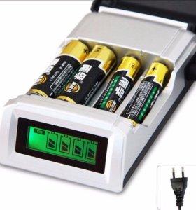 Зарядное устройство для батареек интеллектуальное